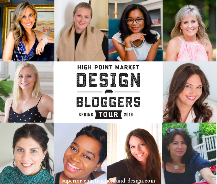 High Point Market Spring 2019 Design Bloggers Tour