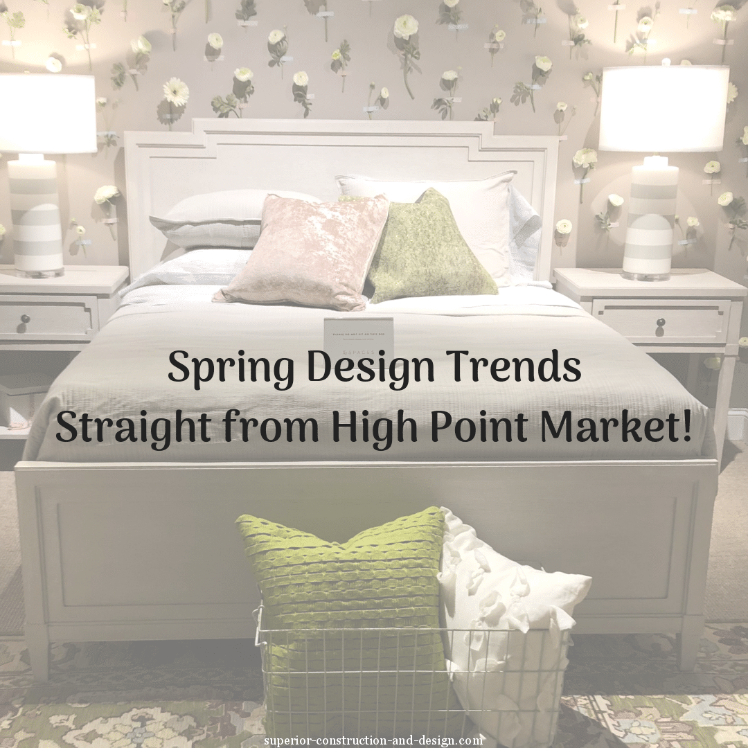 The HPMkt Scoop: Interior Design Trends for Spring 2019