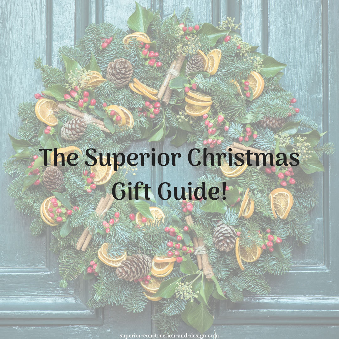 superior construction design gift guide southern holidays home decor