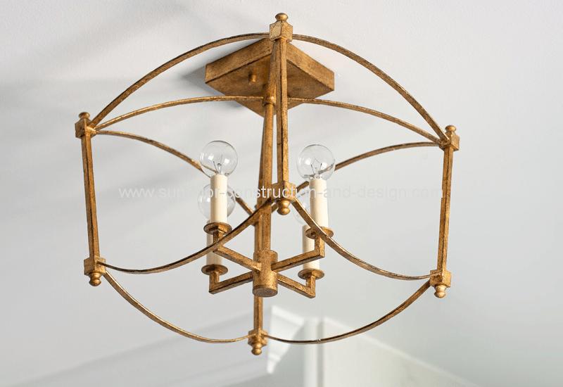 flush mount generation lighting thin elegant modern traditional style