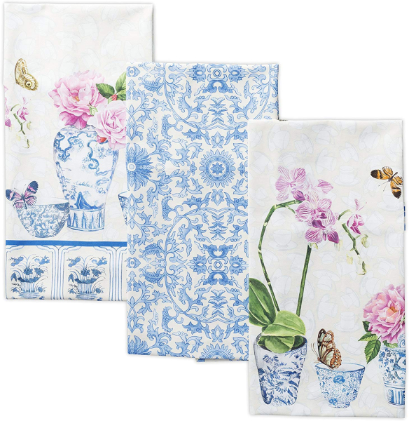 superior-construction-design-tn-chinoiserie-orchid-printed-hand-towels-kitchen-decor