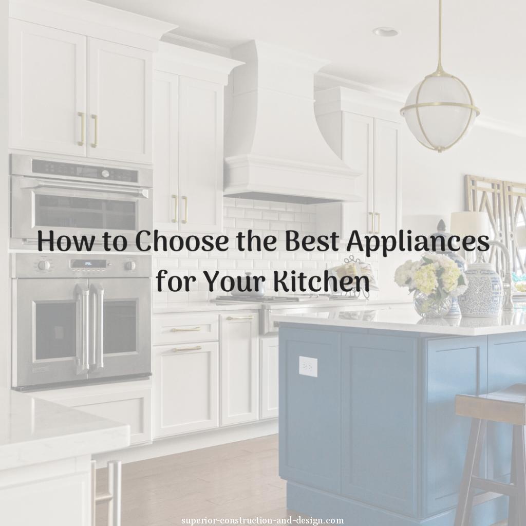 Superior construction and design mt juliet lebanon tn best appliances for kitchen