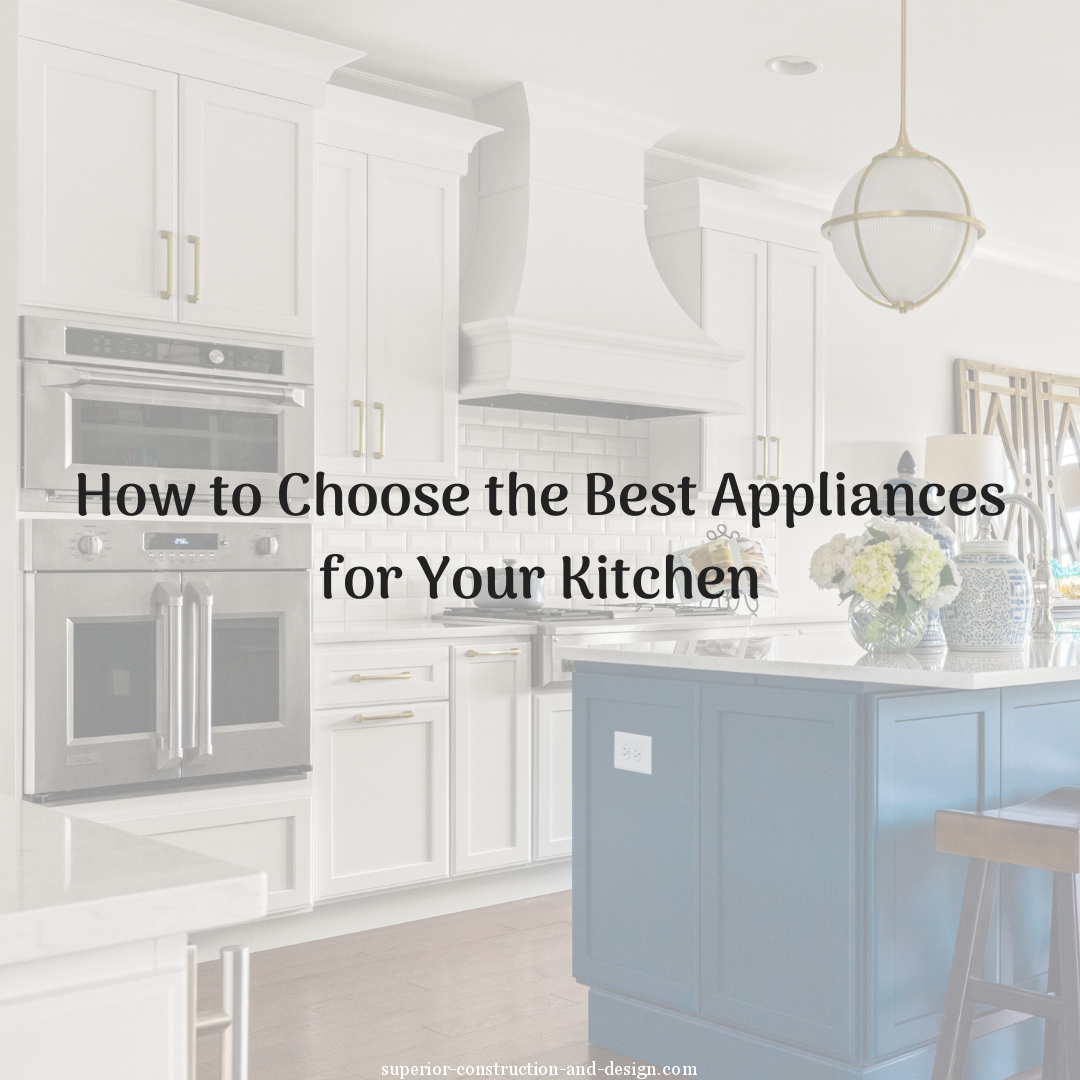 Superior construction and design mt juliet lebanon tn best appliances for kitchen